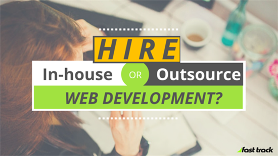 in-house or outsource web development
